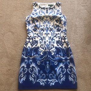 Like new Ralph Lauren lined summer dress!